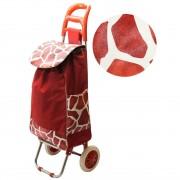 a19f2e7a42fa Купить сумку-тележку на колесиках хозяйственную и для путешествий в ...